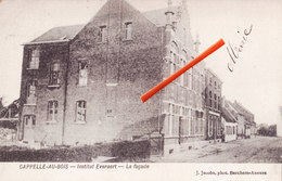 CAPPELLE-AU-BOIS - Institut Everaert - La Façade - Kapelle-op-den-Bos