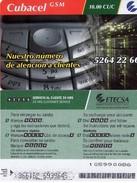 TARJETA TELEFONICA DE CUBA (PREPAGO) (292) - Cuba
