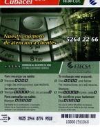 TARJETA TELEFONICA DE CUBA (PREPAGO) (291) - Cuba