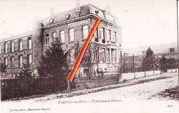 CAPPELLE-au-BOIS - Pensionnat Bémus - Kapelle-op-den-Bos