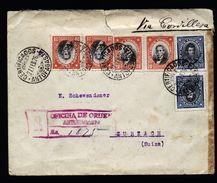 A4975) Chile R-Brief Von Antofagasta 27.2.26 Nach Zürich / CH - Chile