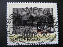 PM 8011447- Kohle Und Dampf, Sonderstempel Ampflwang 50 Jahre BSV - Personalisierte Briefmarken