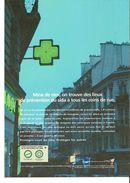 CPM - SIDA - MINE DE RIEN, ON TROUVE DES LIEUX DE PREVENTION DU SIDA A TOUS LES COINS DE RUE - Santé