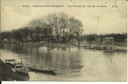 LEVALLOIS-PERRET - La Pointe De L'Ile De La Jatte -- - Levallois Perret