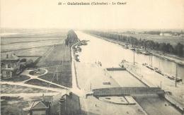 14 OUISTREHAM LE CANAL - Ouistreham