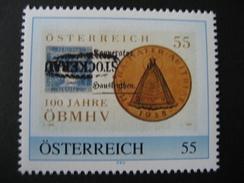 Pers.BM** Stockerau 100 Jahre ÖBMHV - Österreich
