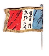 Insigne / Décoration - Journée Serbe 25 Juin 1916 - France