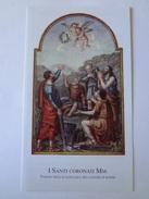 D864 - Santino Ed.Paco N.351 I Santi Coronati - Santini