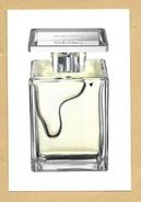 Carte Parfumée Avec Film Perfume Card TIFFANY & CO * R/V * USA *** 1 EX - Modern (from 1961)
