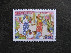 Mayotte: TB N°217, Neuf XX . - Mayotte (1892-2011)