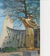 Bruxelles Expo 58 - Pavillon Du Saint-Siège : Statue De Sa Sainteté Pie XII - Universal Exhibitions
