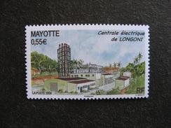 Mayotte: TB N°220, Neuf XX . - Mayotte (1892-2011)