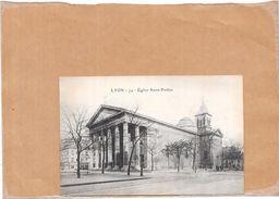 LYON - 69 - Eglise Saint Pothin - ENCH - - Lyon
