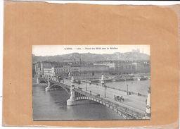 LYON - 69 - Le Pont Du Midi Sur Le Rhone  - ENCH - - Lyon