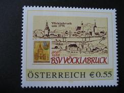 Pers.BM**  Vöcklabruck Um 1774, BSV Vöcklabruck - Francobolli Personalizzati