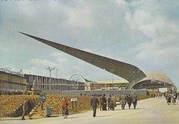 Bruxelles Expo 58 - La Flèche Du Génie Civil. - Universal Exhibitions