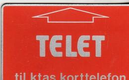 TEST TELEPHONE CARD TK 02   TRES RARE   20 Ex!!!!!               00 172 507 - Danemark
