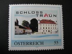 Personalisierte Marke Postfrisch, Traun Schloss - Österreich