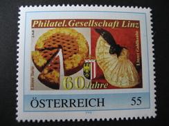 Personalisierte Marke Postfrisch, Linz Philatelistische Gesellschaft - Österreich