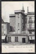 CPA 24 - Périgueux, Maison Du XVe Siècle Place De La Mairie - ND - Périgueux