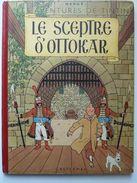 Tintin,Le Sceptre D'Ottokar, En EO Edition Casterman 1947, B2 En BE++ - Tintin
