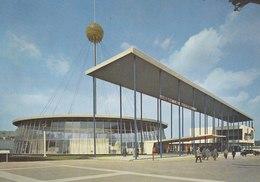 Bruxelles Expo 58 - Le Pavillon Des Postes Et Télécommunications. - Universal Exhibitions