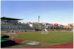 Soria (Castilla Y León - Espagne) Estadio Los Pajaritos (Ancien) - Stadien