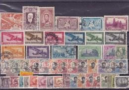INDOCHINE :Y&T : Lot De 50 Timbres Oblitérés - Indochina (1889-1945)