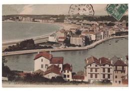 64 - SAINT-JEAN-DE-LUZ . PANORAMA PRIS DE CIBOURE - Réf. N°4955 - - Saint Jean De Luz