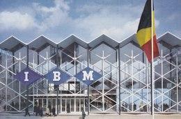 Bruxelles Expo 58 - IBM Pavillon. - Universal Exhibitions