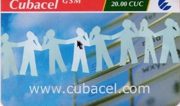 TARJETA TELEFONICA DE CUBA (PREPAGO) (290) - Cuba