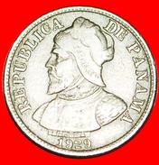 √  BALBOA: PANAMA ★ 2 1/2 CENTESIMOS 1929! LOW START ★ NO RESERVE! - Panama