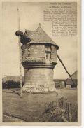 CPA 44 ( Loire Atlantique ) - GUERANDE - MOULIN Du CREMEUR Ou MOULIN Du DIABLE ( Legende ) - Guérande
