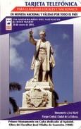 TARJETA TELEFONICA DE CUBA (URMET) (MONUMENTO A JOSÉ MARTÍ) (287) - Cuba