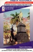 TARJETA TELEFONICA DE CUBA (URMET) (PARQUE DE LA LIBERTAD, MATANZAS) (286) - Cuba