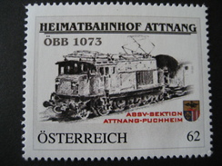 PM** Attnang Puchheim Öbb 1073 Postfrisch - Österreich