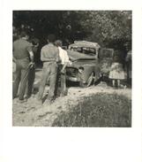Photo Amateur Région Orgon, Route Nationale 7 / Voiture Accidentée - Automobiles