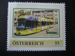 Pers.BM 8015281** Grazer Verkehrsbetriebe - Sellos Privados