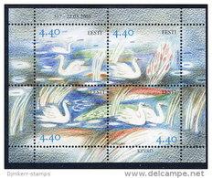 ESTONIA 2005 Spring Block  MNH / **.  Michel Block 22 - Estonia