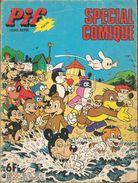 Pif Poche Spécial Comique Hors-série - Editions Vaillant - Avec Aussi Couik, Surplouf, Arthur - 3ème Trimestre 1978 - Pif & Hercule