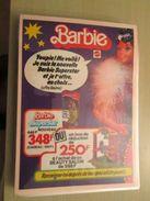 MATTEL BARBIE KEN SUPERSTAR  -  Pour  Collectionneurs ... PUBLICITE  Page De Revue Des Années 70 Plastifiée Par Mes Soi - Barbie