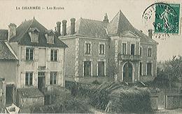 LA CHARMEE (71) Les Ecoles - Très Très Rare - Carte Postée - France