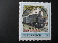 Pers.BM 8024139- 120 Jahre Steyrtalbahn Mit Vollstempel Steyr - Österreich