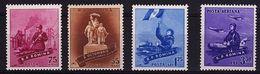 RO 639- ROUMANIE N° 1592/94 + PA 88 Neufs** Journée De L'Armée - Neufs