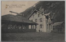 Gruss V. Wirtschaft Z. Friedberg Betlis Am Wallensee - Animee - SG St. Gall