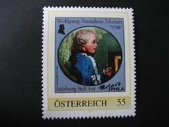 Pers.BM** Salzburg Lädt Zur Mozart Phila - Österreich