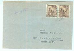 Nr. 106 Gute MEF (2) Drucksach Aus Charlottenburg - Michel 90 € - Berlin (West)