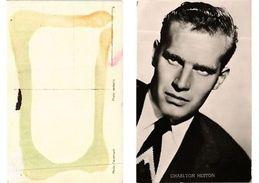 CPA Charlton Heston FILM STAR (549021) - Acteurs
