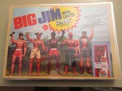 MATTEL  BIG JIM Et Les Village People  -  Pour  Collectionneurs ... PUBLICITE  Page De Revue Des Années 70 Plastifiée Pa - Other Collections