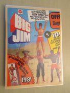 MATTEL  BIG JIM DOUBLE PAGE -  Pour  Collectionneurs ... PUBLICITE  Page De Revue Des Années 70 Plastifiée Par Mes Soin - Other Collections